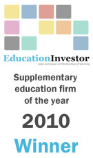 Education Investor Awards 2010 logo